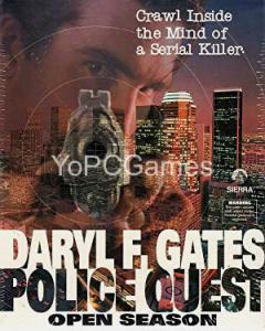 Police Quest: Open Season PC