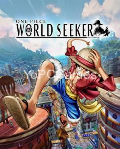 One Piece: World Seeker PC Game