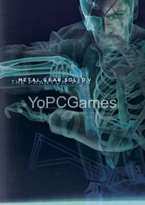 Metal Gear Solid V: The Phantom Pain PC Full