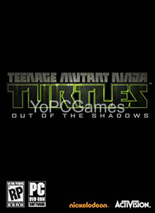 Teenage Mutant Ninja Turtles: Out of the Shadows PC