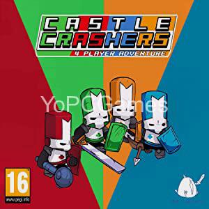 Castle Crashers PC