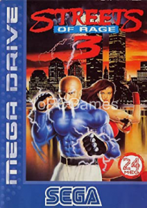 Streets of Rage 3 PC Full