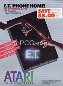 E.T. Phone Home! Game
