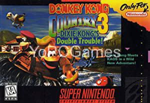 Donkey Kong Country 3: Dixie Kong's Double Trouble! Game