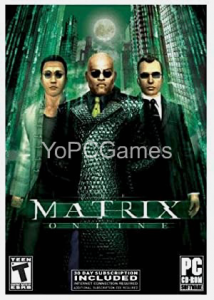 The Matrix Online Game