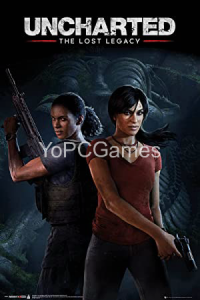Uncharted: The Lost Legacy Game