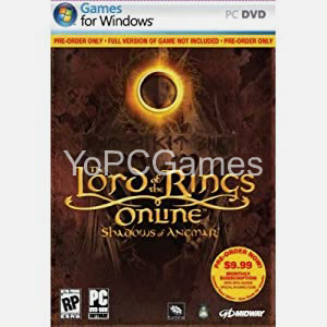 The Lord of the Rings Online PC