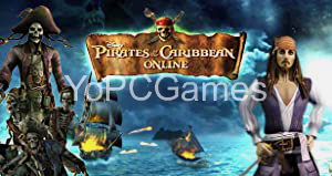 Pirates of the Caribbean Online Game