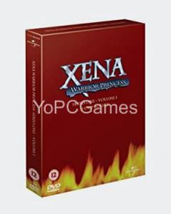 Xena: Warrior Princess Game