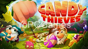 Candy Thieves: Tale of Gnomes PC Full