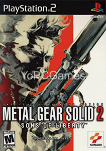 Metal Gear Solid 2: Sons of Liberty Full PC
