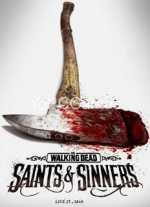 The Walking Dead: Saints & Sinners Game