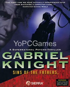 Gabriel Knight: Sins of the Fathers Game