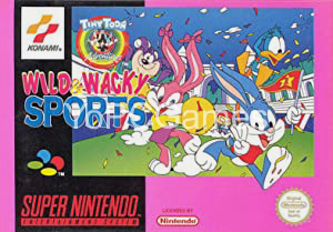 Tiny Toon Adventures: Wacky Sports Challenge Full PC