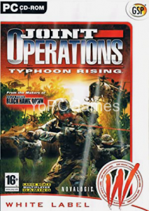 Joint Operations: Typhoon Rising PC Full