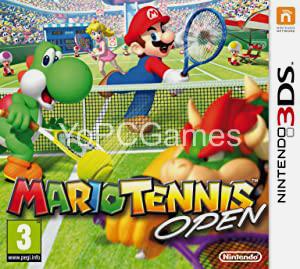 Mario Tennis Open PC