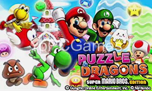 Puzzle & Dragons Z + Puzzle & Dragons: Super Mario Bros. Edition Full PC