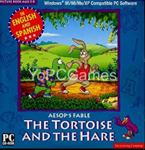 Aesop's The Tortoise and the Hare PC Game
