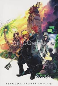 Kingdom Hearts: 358/2 Days PC Full