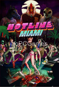 Hotline Miami PC Game