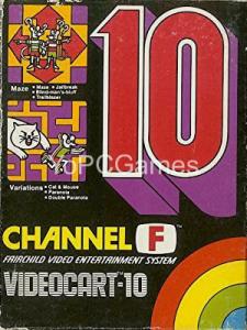 Videocart-10: Maze Full PC