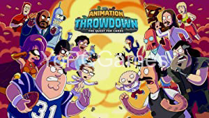 Animation Throwdown: The Quest for Cards Full PC