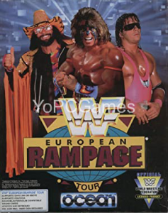 WWF European Rampage Tour Game