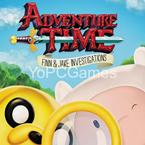 Adventure Time: Finn & Jake Investigations PC Game
