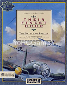Their Finest Hour: The Battle of Britain Game