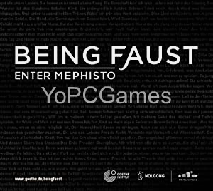 Being Faust: Enter Mephisto PC