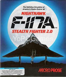 F-117A Nighthawk Stealth Fighter 2.0 Game