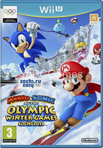 Mario & Sonic at the Sochi 2014 Olympic Winter Games Full PC