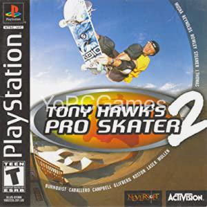 Tony Hawk's Pro Skater 2 PC Game