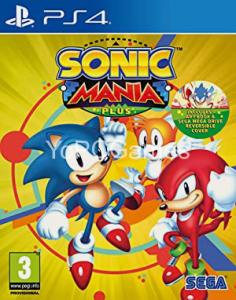 Sonic Mania Plus PC
