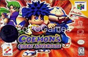 Goemon's Great Adventure Game