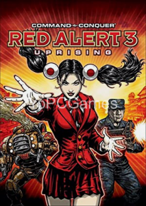 Command & Conquer: Red Alert 3 - Uprising Full PC