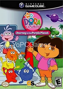 Dora the Explorer: Journey to the Purple Planet Game