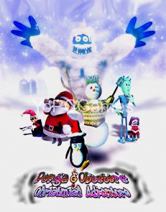 Penga & Obcster's Christmish Adventure Game