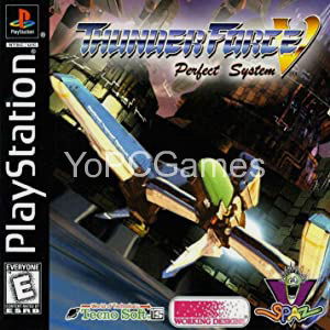 Thunder Force V: Perfect System Game