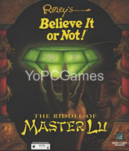 Ripley's Believe It or Not!: The Riddle of Master Lu Game