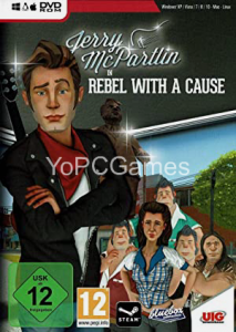 Jerry McPartlin: Rebel with a Cause Game