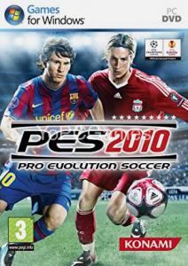 Pro Evolution Soccer 2010 Game