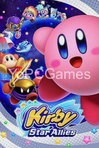 Kirby Star Allies PC