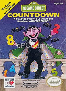 Sesame Street Countdown Game