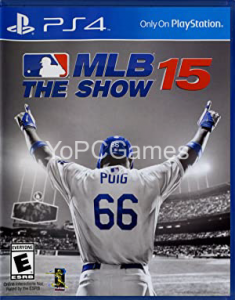 MLB 15: The Show Full PC