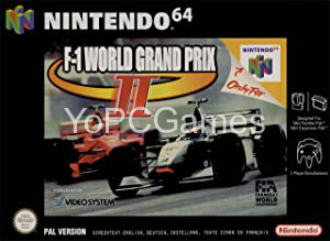 F-1 World Grand Prix II PC