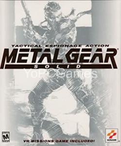 Metal Gear Solid Game