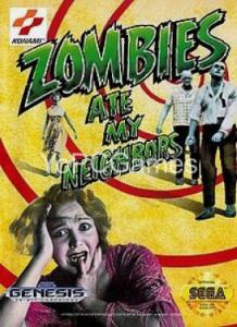Zombies Ate My Neighbors Game