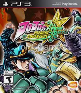 JoJo's Bizarre Adventure: All-Star Battle Game