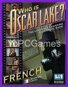 Who Is Oscar Lake? Game